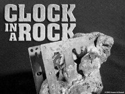 clock_in_a_rock
